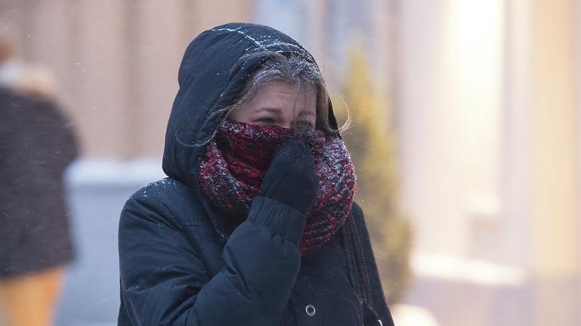 Прошедшая ночь в Московском регионе стала самой холодной за последние три года