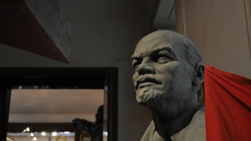 В столице возбудили уголовное дело поповоду разрушения монумента Ленина