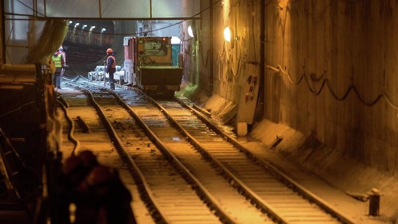 Насевере Люблинско-Дмитровской веточки метро будет создана дополнительная ремзона