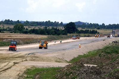 Строительство автодороги на улице 43‑й Армии в Подольске начнется 19 июля
