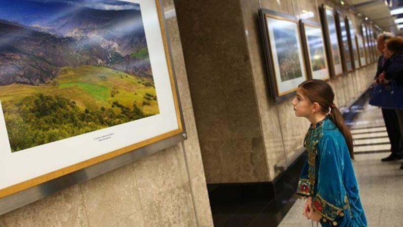 На «Выставочной» откроют фотовыставку экспонатов Музея имени Пушкина