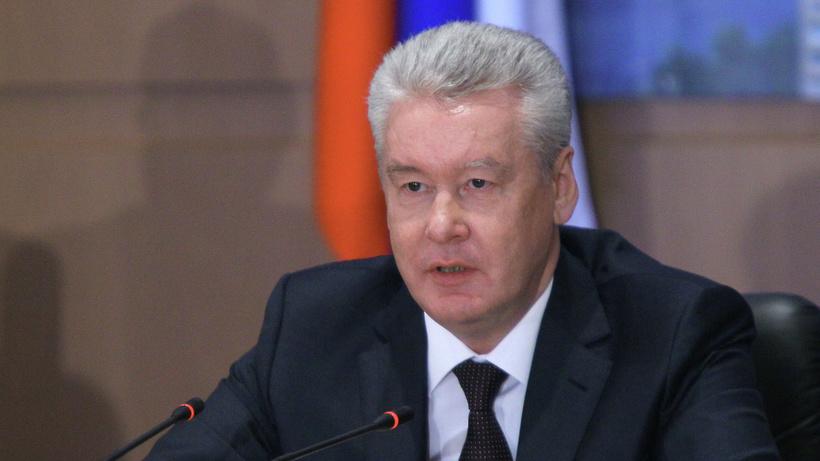 Собянин выигрывает навыборах главы города с70,03%
