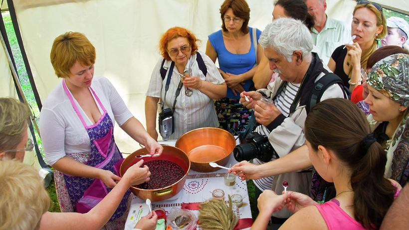В Подмосковье в ближайшие три месяца пройдет 13 гастрономических фестивалей