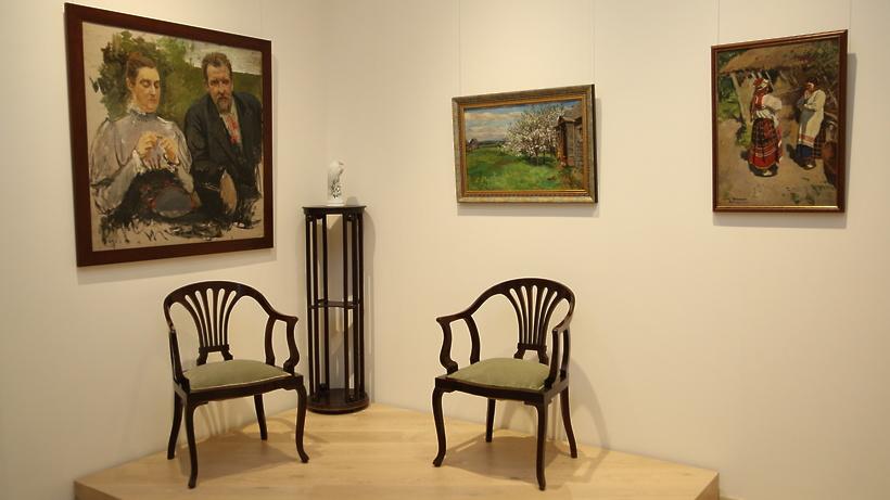 В коллекции музея «Новый Иерусалим» могут появиться картины Айвазовского и Коровина
