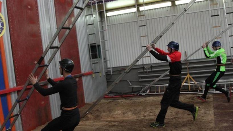 Украинские cотрудники экстренных служб примут участие вЧемпионате Мира попожарно-прикладному спорту