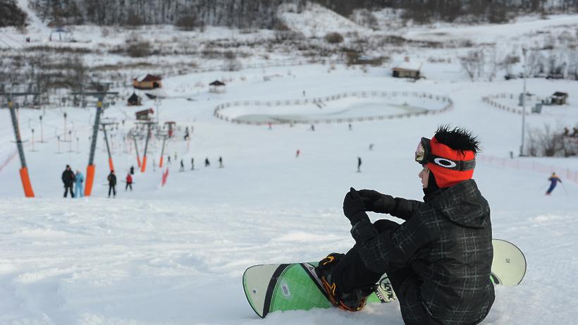Пансионаты подмосковья с лыжной трассой