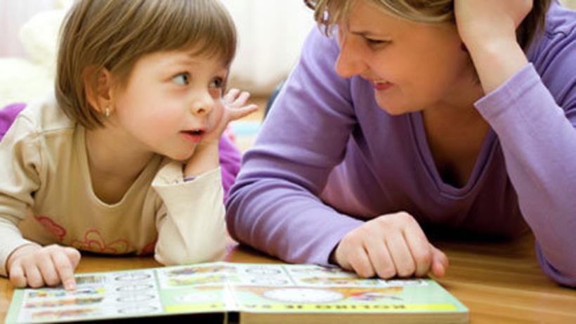 Уход за ребенком при заболевании супруги