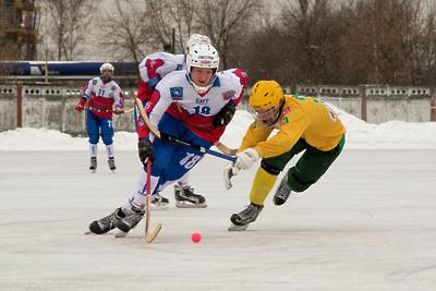 «Вымпел» из Королева 23 февраля сыграет в 1/4 первенства области по хоккею с мячом