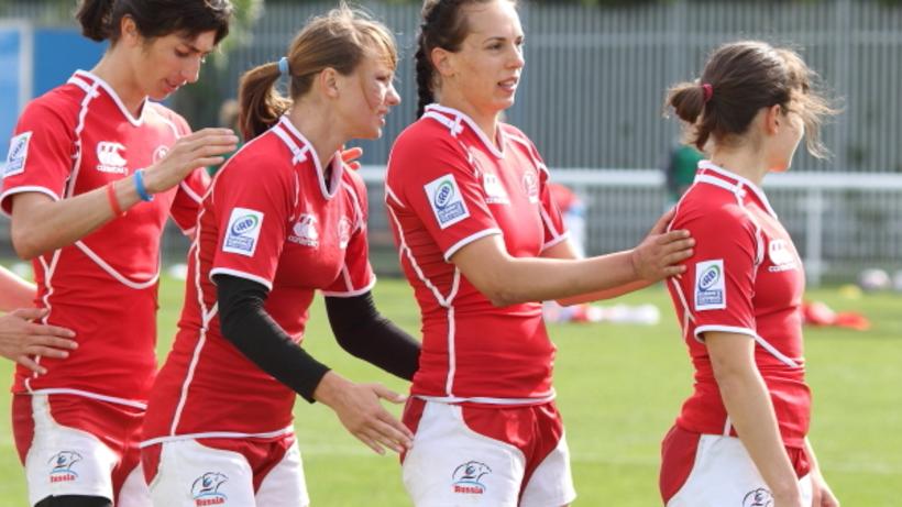 Кубанская регбистка воглаве сборной стала трехкратным чемпионом Европы
