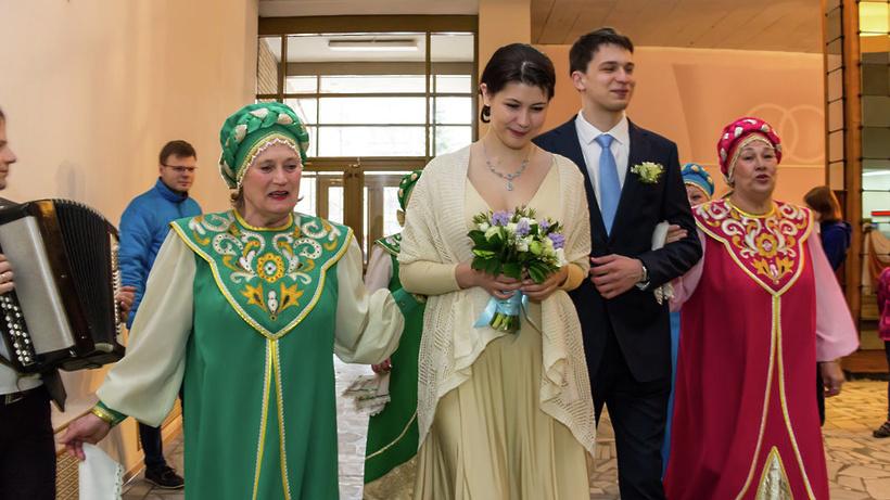 Фестиваль национальных свадеб «Одна страна – одна семья» состоится в Подмосковье в понедельник
