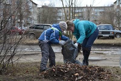 Жители Красногорска смогут поучаствовать в конкурсе по уборке дворов в субботу