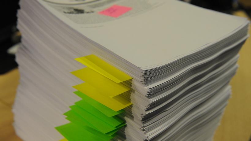 Более 21,5 тыс. электронных заявлений о регистрации прав на недвижимость принял Росреестр Подмосковь...