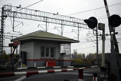 Переезд у платформы «Ильинское» Белорусского направления МЖД закроют в ночь на 13 декабря
