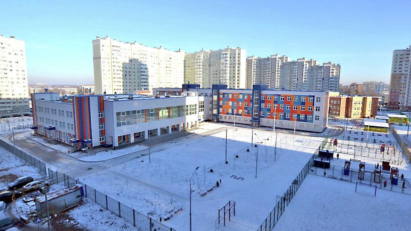 Школу на 825 мест по улучшенному типовому проекту построят в Волоколамске – Елянюшкин