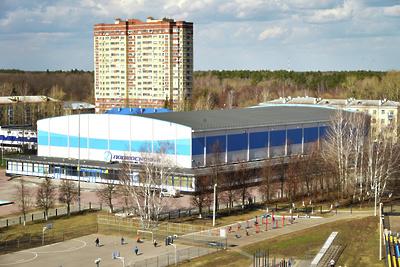 Стадион «Химик» в Воскресенске реконструируют к 2021 году