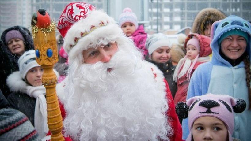 Столичная Усадьба Деда Мороза начала отсчитывать оставшиеся дни доНового года