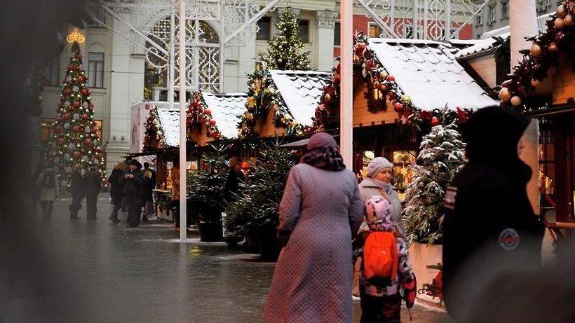 ВНовогоднюю ночь москвичи хотят посетить «Путешествие вРождество»