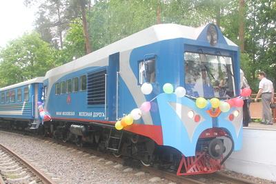 Сезон пассажирского движения откроется на Московской детской железной дороге 26 мая