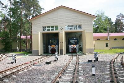 В Раменском городском округе 26 мая откроется детская железная дорога