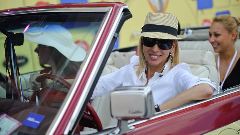 Конкурсы для водителей женщин