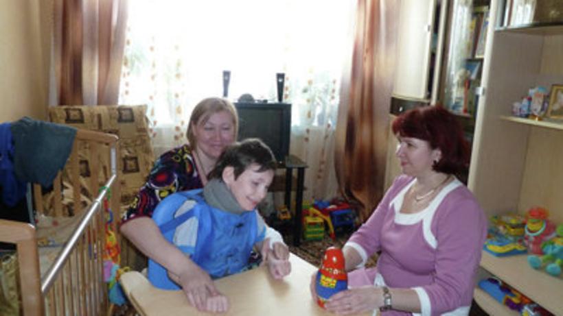Пансионат для детей инвалидов дцп дом престарелых и инвалидов орловской обл
