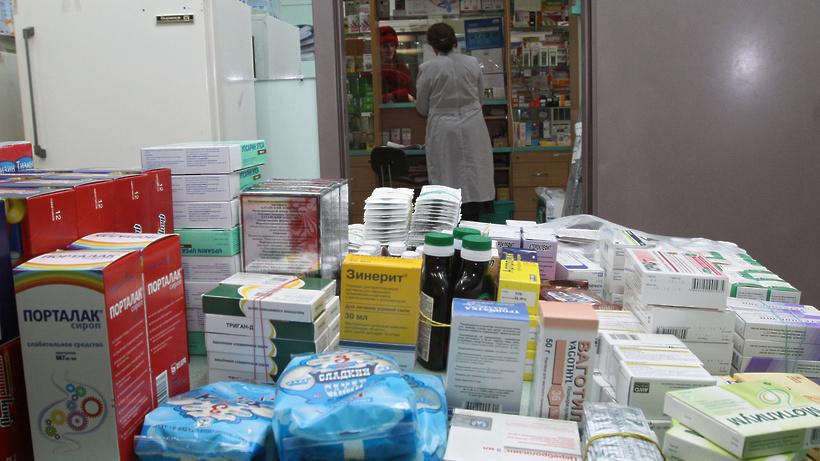 Хранение лекарственных средств и товаров аптечного ассортимента