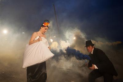 Фестиваль уличного театра может появиться в Подмосковье