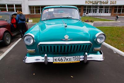 В усадьбе Подольска в субботу проведут праздник в честь 17‑летия клуба «Ретромобиль»