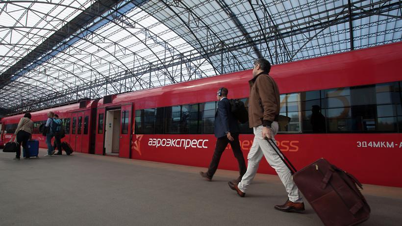 Движение аэроэкспрессов во«Внуково» восстановили вштатном режиме после сбоя
