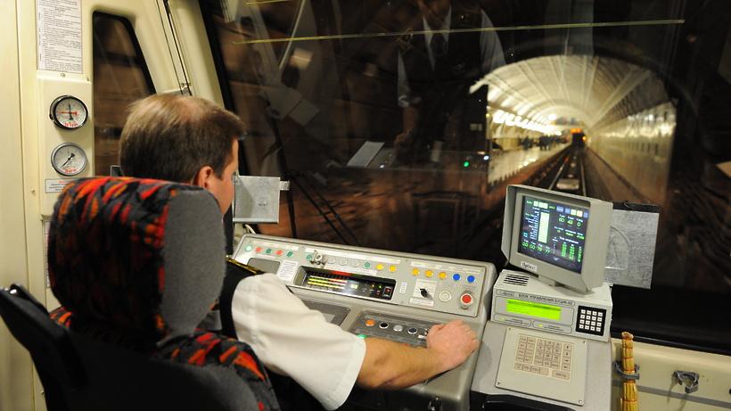 В столице России  наЛюблинско-Дмитровской линии метро увеличены интервалы вдвижении