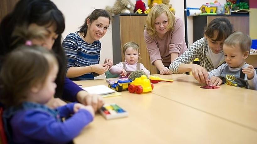 Как создать детский досуговый центр