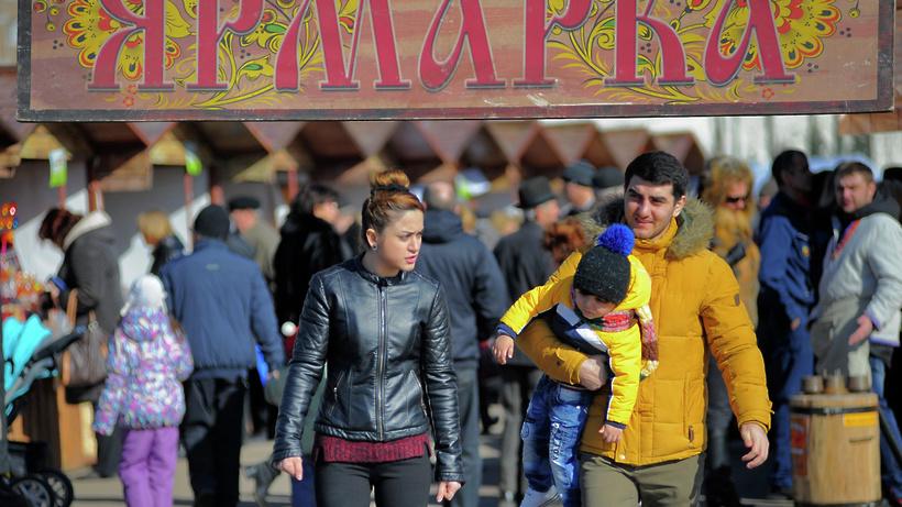 Около 7 тысяч ярмарок состоится в Подмосковье в 2017 году