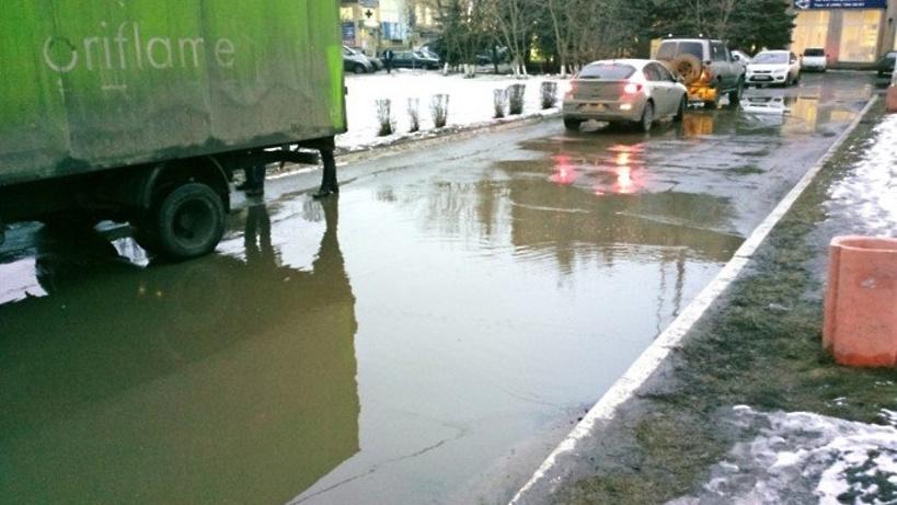 Порядка 15 млн руб планирует выделить на отведение воды в микрорайоне Домодедова