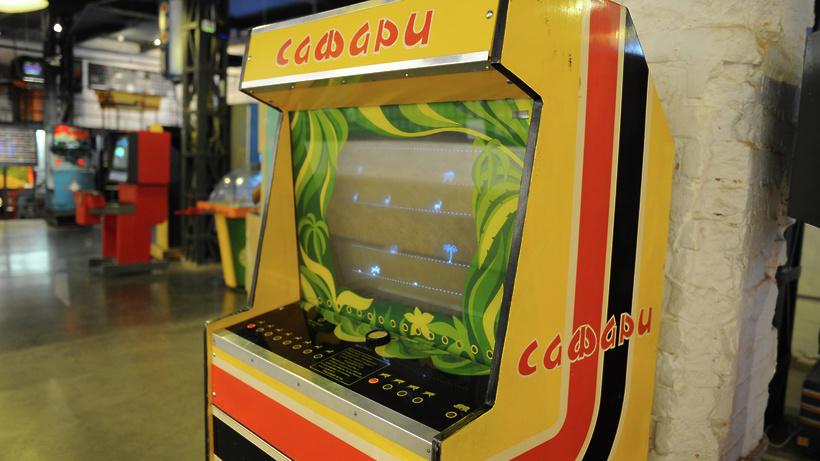 выставка игровых автоматов в москве