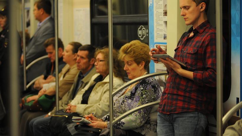 Маги устроили «Ночь иллюзий» вмосковском метро