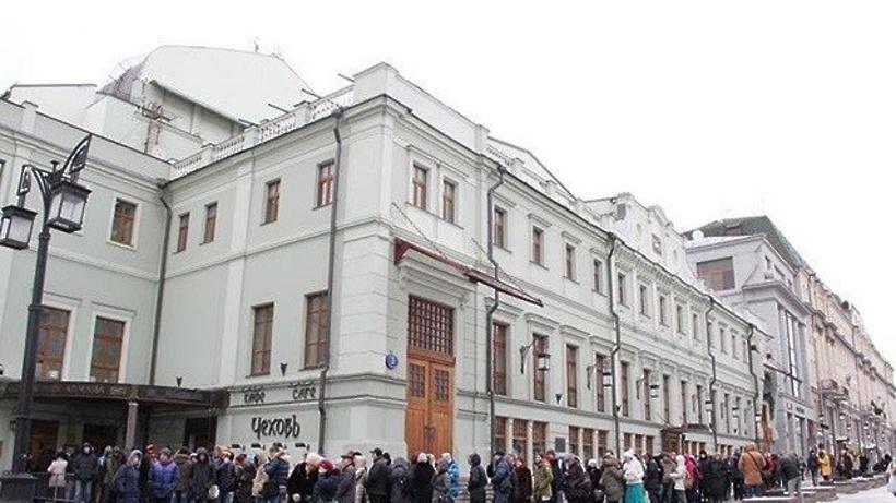 Исполняющим обязанности директора МХТ стал Юрий Кравец