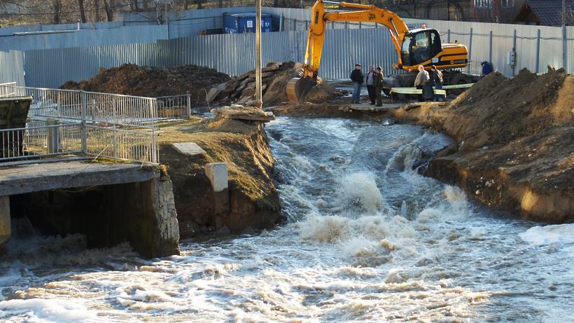 Предприятия ТЭК переведены на усиленный режим работы из-за предстоящих паводков в регионе