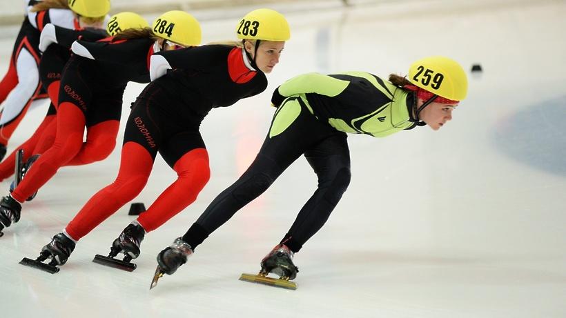 Даниил Ейбог стал двукратным обладателем золота Кубка РФ пошорт-треку