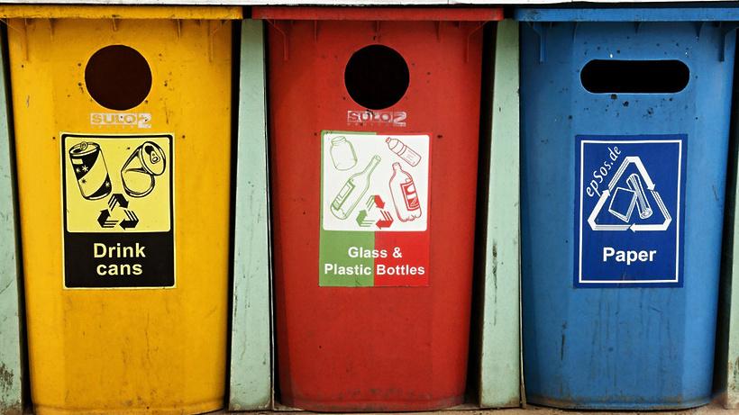 Раздельный сбор мусора начнут внедрять вПодмосковье втечении этого года