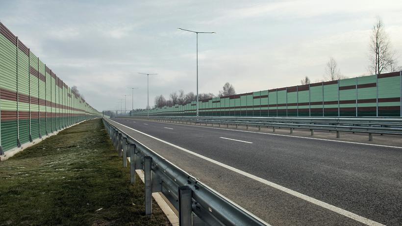 Кконцу 2019г. вновых округах построят около 200 километров дорог