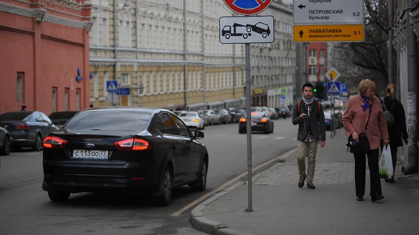Практически 130 парковочных мест создали наСадовом кольце попрограмме «Моя улица»