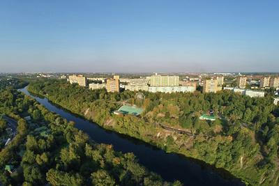 В парке Талалихина в Подольске благоустроят набережную и запустят речной трамвай