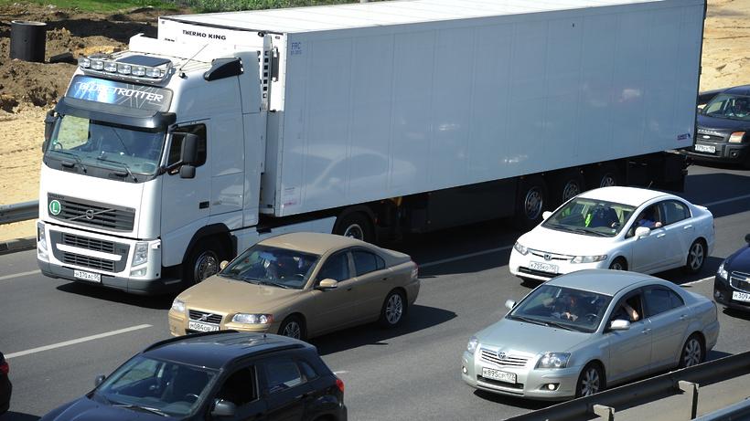 Движение транспорта перекроют на трассе М‑7 в Подмосковье утром 19 сентября