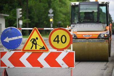 В Лобне отремонтируют 11 участков дорог до конца года
