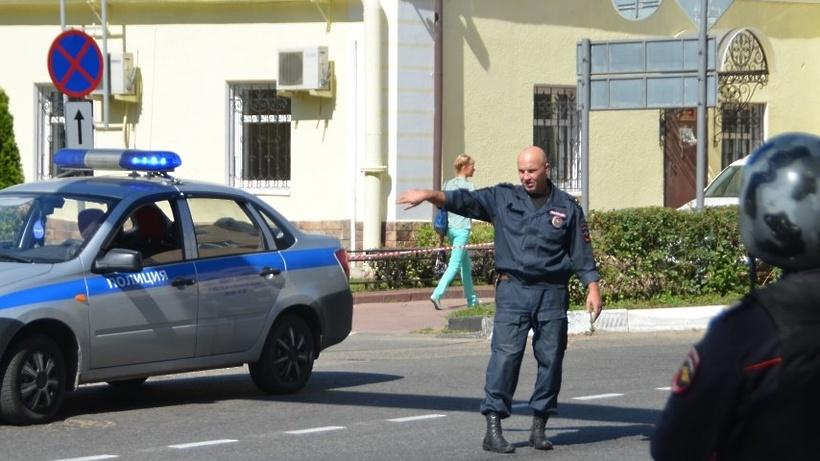 Ограничения для автотранспорта вводятся в муниципалитетах региона в День Победы