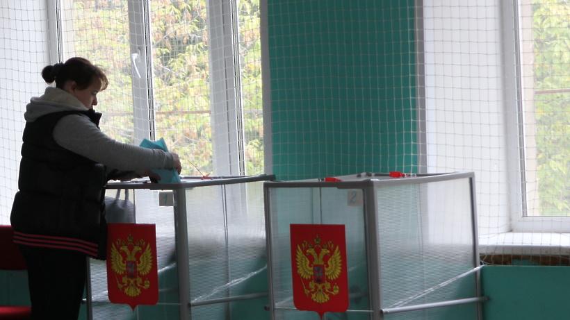 ВПодмосковье преждевременно проголосовали около 1% избирателей