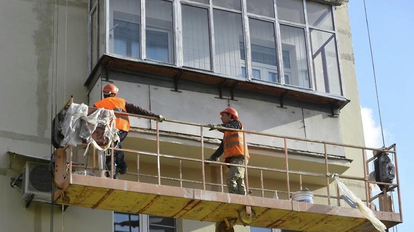 Москвичи смогут узнать о ремонте своего дома на сайте фонда .