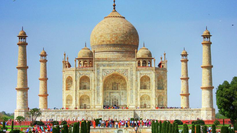 Фестиваль индийской культуры прошел впарке «Сокольники»