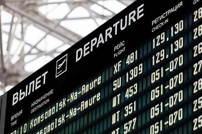 Почти 40 рейсов отменили и задержали в столичных аэропортах