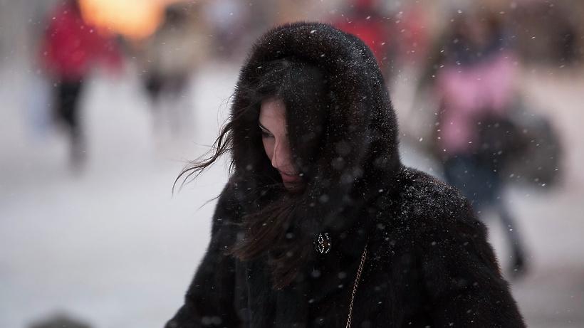 Минувшая ночь встоличном регионе стала самой холодной сначала осени